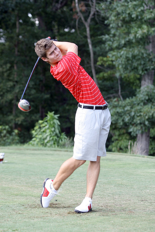 UGA men's golf – Mookie DeMoss