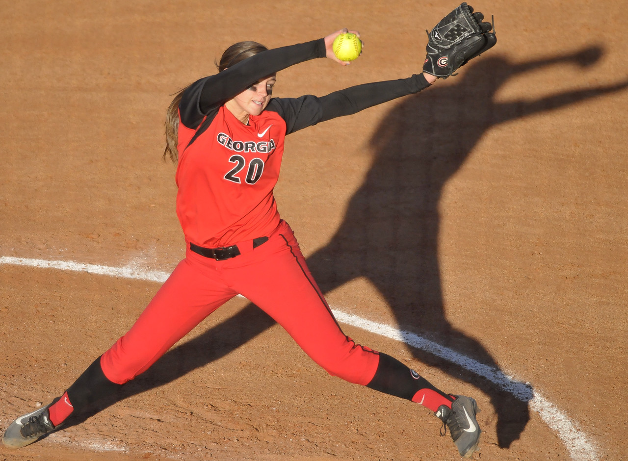 UGA softball – Chelsea Wilkinson
