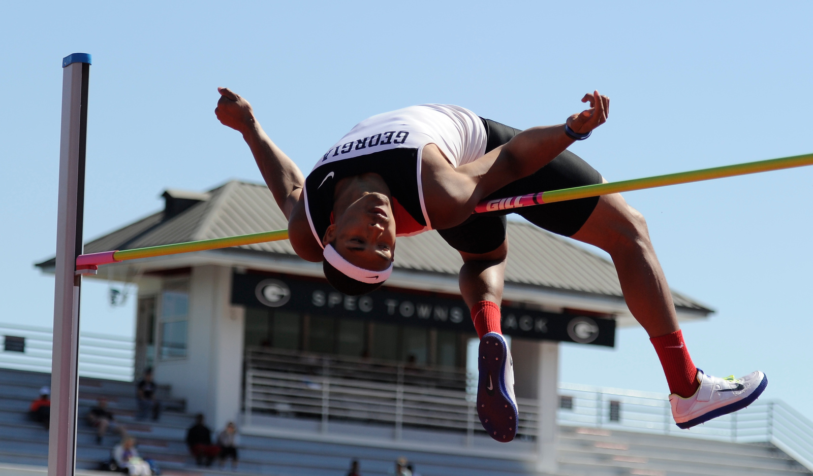 UGA track and field – Garrett Scantling