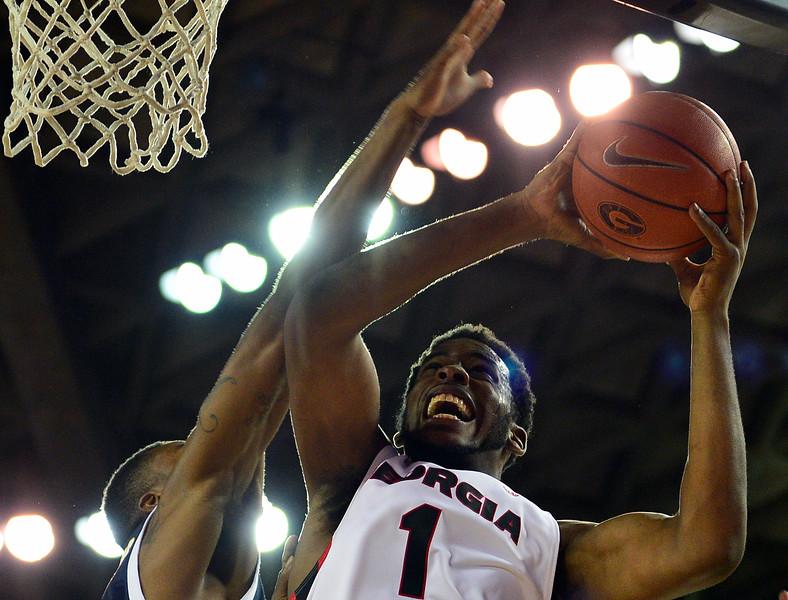 UGA men's basketball –