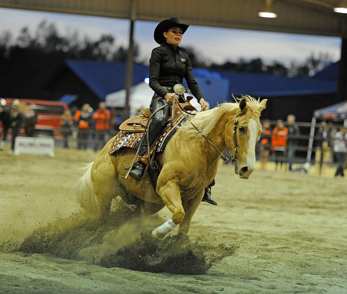 UGA equestrian - Claudia Spreng
