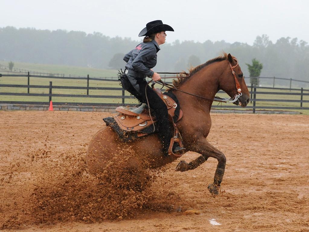 UGA equestrian – Lauren Garmon