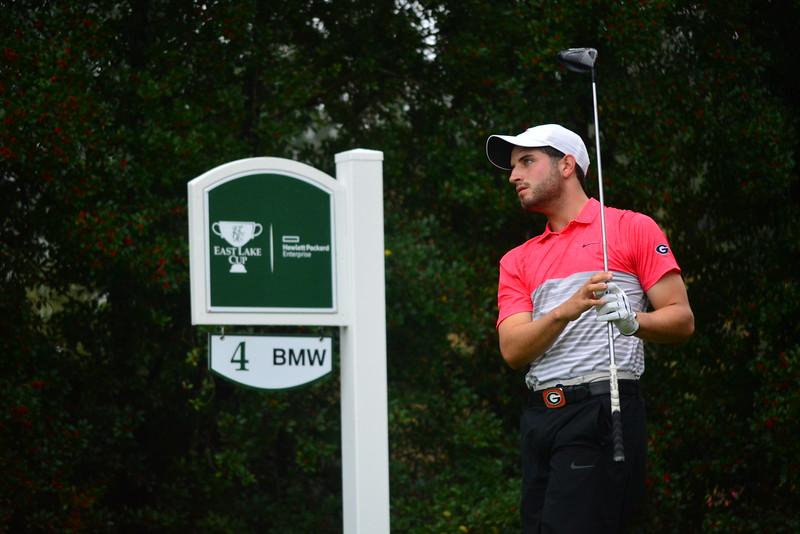 UGA men's golf – Jaime Lopez Rivarola