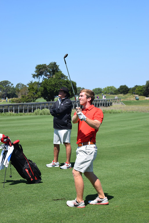 UGA men's golf – Zach Healy