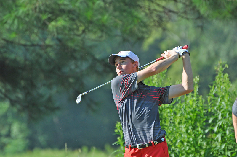 UGA men's golf – Lee McCoy