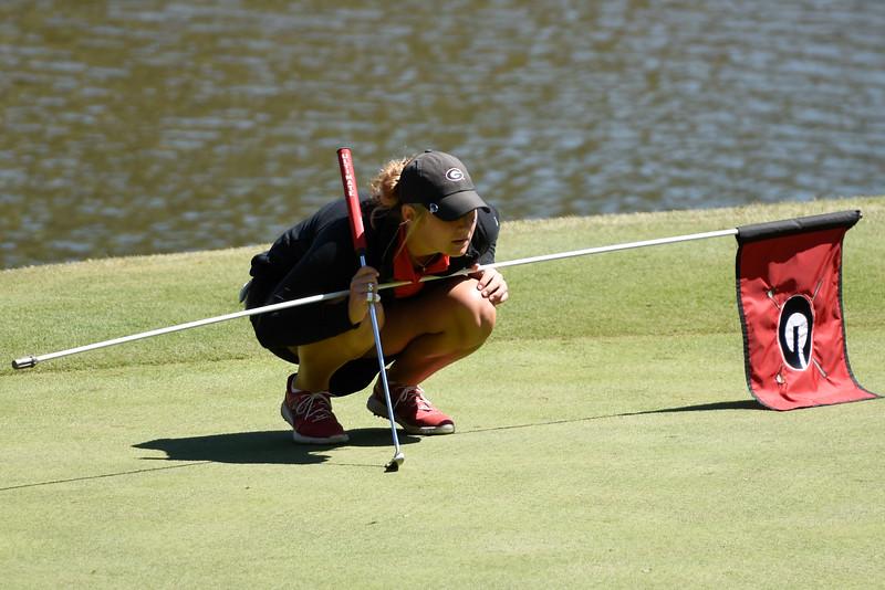 UGA women's golf – Bailey Tardy