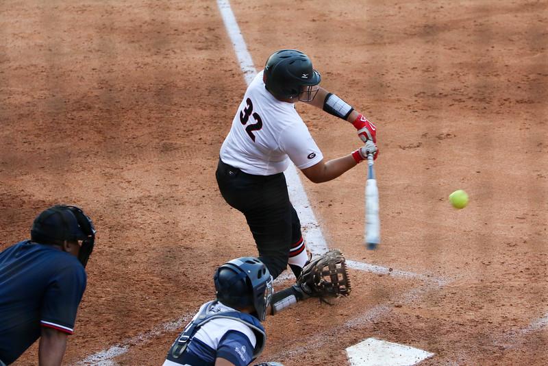 UGA softball – Tina Iosefa