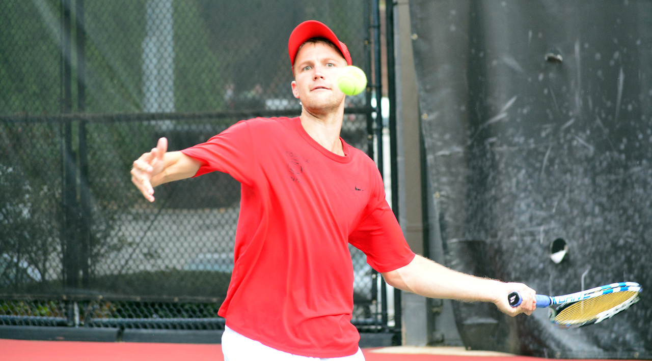 UGA men's tennis - Ben Wagland
