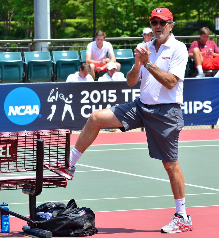 UGA men's tennis –