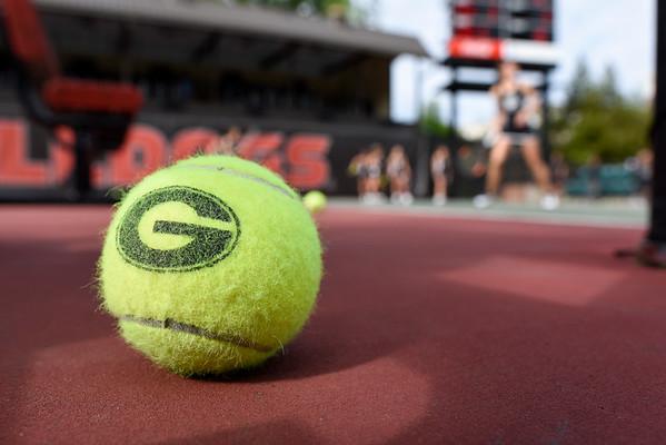 UGA women's tennis