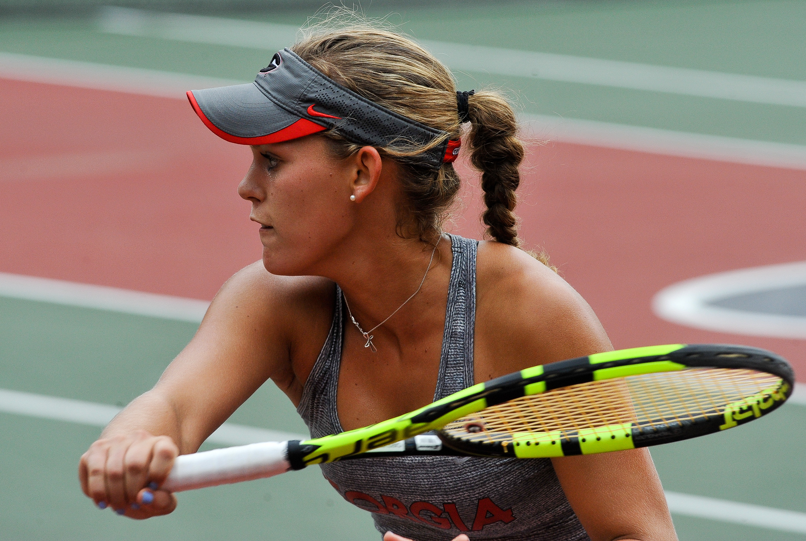 UGA women's tennis - Caroline Brinson